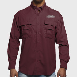 K-1 L/S Fishing Shirt
