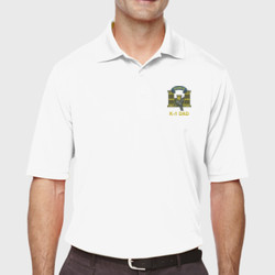K-1 Dad Performance Polo